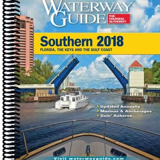 WG Waterway Guide Southern 2018