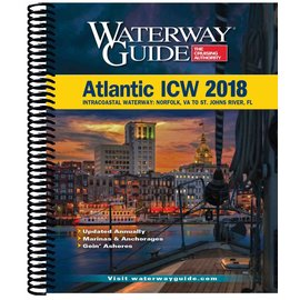 WG Waterway Guide Atlantic ICW 2018