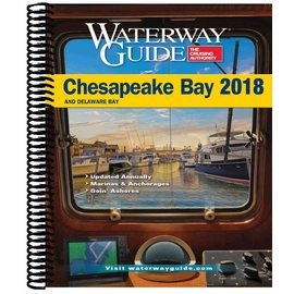 WG Waterway Guide Chesapeake & Delaware Bay 2018