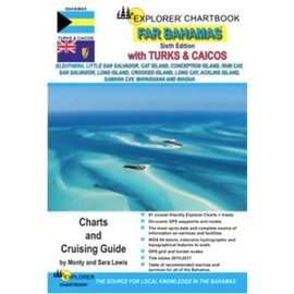 LEW Far Bahamas Explorer Chartbook , 6th Edition