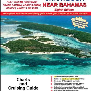 LEW Near Bahamas Explorer Chartbook, 8th Edition