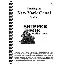 SKI New York Canal System Skipper Bob Cruising Guide 21st Edition
