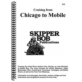 SKI Chicago to Mobile Skipper Bob Cruising Guide 13th Edition
