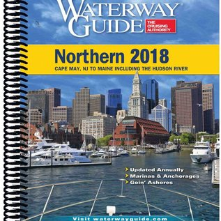 WG Waterway Guide Northern 2018