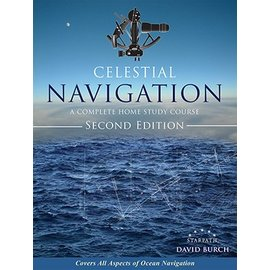 Celestial Navigation by David Burch 2nd edition 2015 (hard cover)