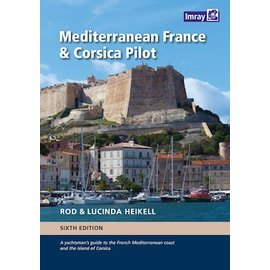 Mediterranean France and Corsica Pilot 6th edition 2017