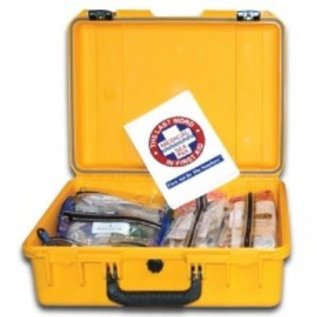 Excursion Pak Hard First Aid  Kit from Fieldtex