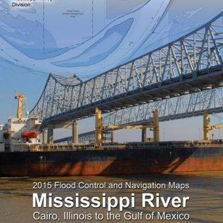 COE Lower Mississippi  Corps of Engineers Chartbook 2015