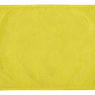 """Signal Flag Letter Q  """"Quebec""""  2' x 2'  (#3) w/grommets"""