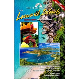 CGP Cruising Guide to the Southern Leeward Islands