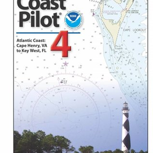 NOS Coast Pilot 4: 50E/2018 Atlantic Coast, Cape Henry, VA to Key West, FL