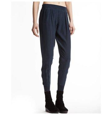 Midnight Silk Sweat Pant