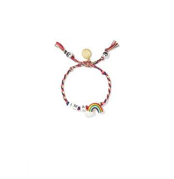 Im A Rainbow  Bracelet
