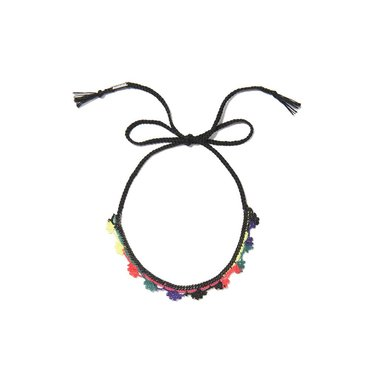 Rainbow Shades Of Love Choker