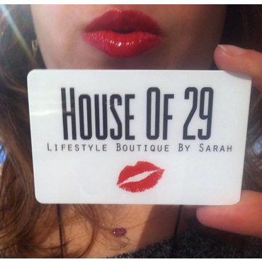 House of 29 Gift Card - $500