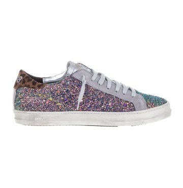 P448 Low Top Multicolor Sneaker