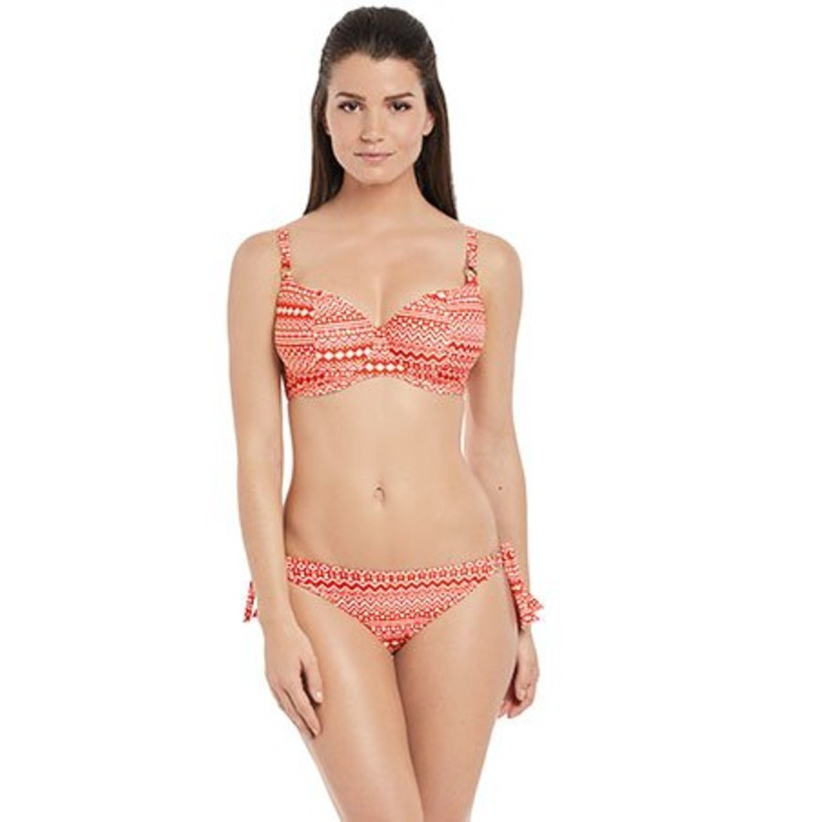 sidari lightly padded bikini top