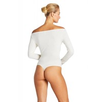 minimalista off shoulder bodysuit