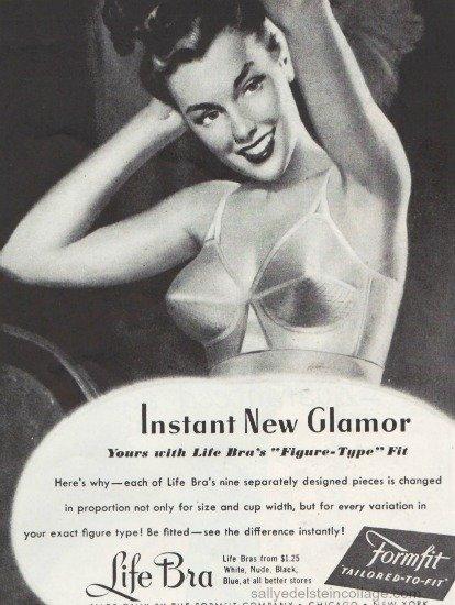 L'histoire de la lingerie