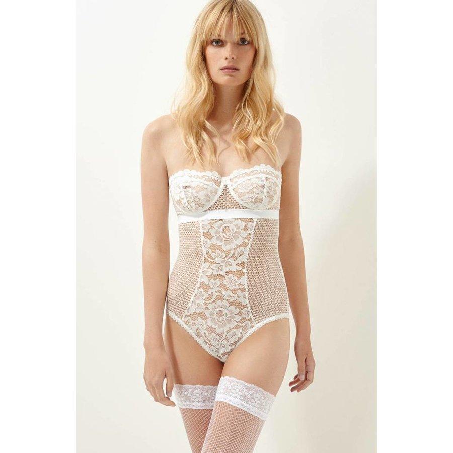 petunia strapless u/w bodysuit