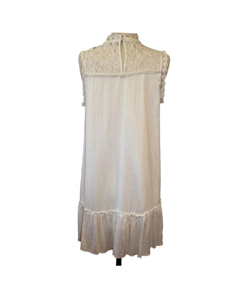 BB Dakota JACK Ivory Barnes Dress