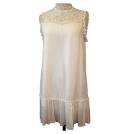 BB Dakota JACK Ivory Barnes Dress