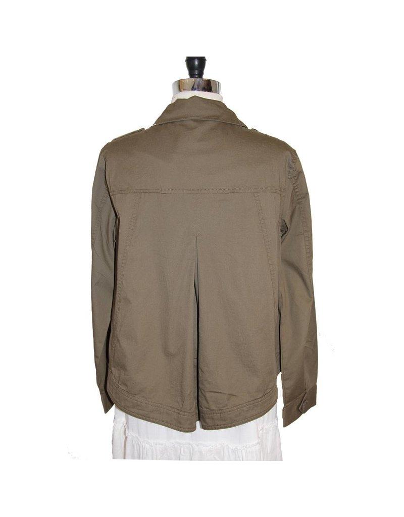 BB Dakota JACK Fern Green Jacket