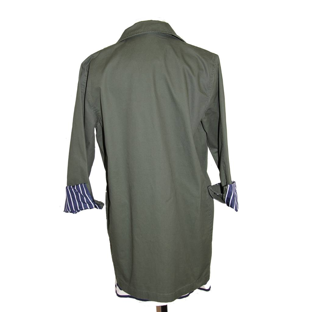 BB Dakota BB Dakota Army Green Kierson Jacket