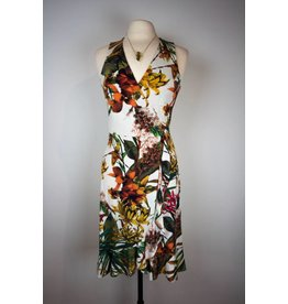 Veronica M Veronica M Floral Wrap Dress