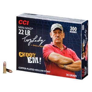 CCI 962, 22LR Mini-Mag Copper-plated, Swamp People