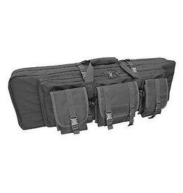 """Condor 36"""" Double Rifle Case - Black"""