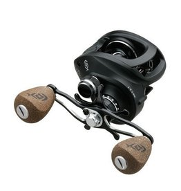 13 Fishing, Concept A Low -Profile 7.3:1 Gear Ratio Reel- RH