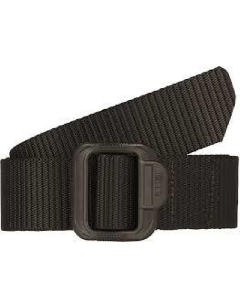 "5.11 TDU Belt - 1.5"" Plastic Buckle - Black - M"