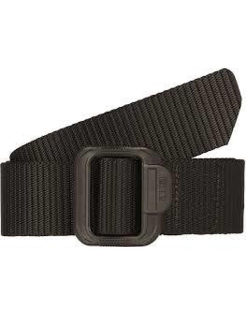 "5.11 TDU Belt - 1.5"" Plastic Buckle - Black - XL"