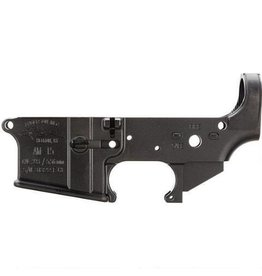 Anderson Lowers AR15-A3-LWFOR-UM, AR15 Stripped Lower Receiver, Black Finish