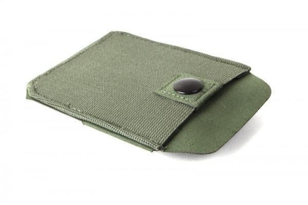 Blue Force Belt Mounted Handcuff Pouch - Camo Green