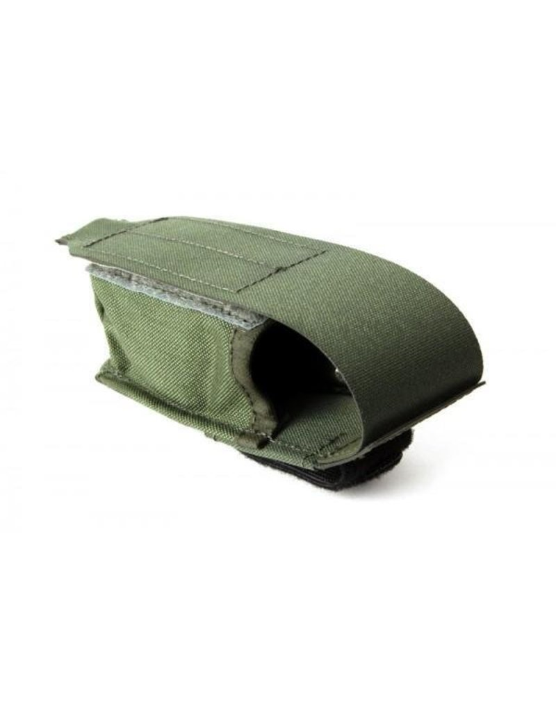 Blue Force Belt Mounted OC Spray Pouch - Camo Green