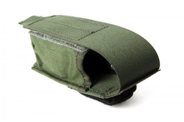 Blue Force Belt Mounted OC Spray Pouch - Camo Green