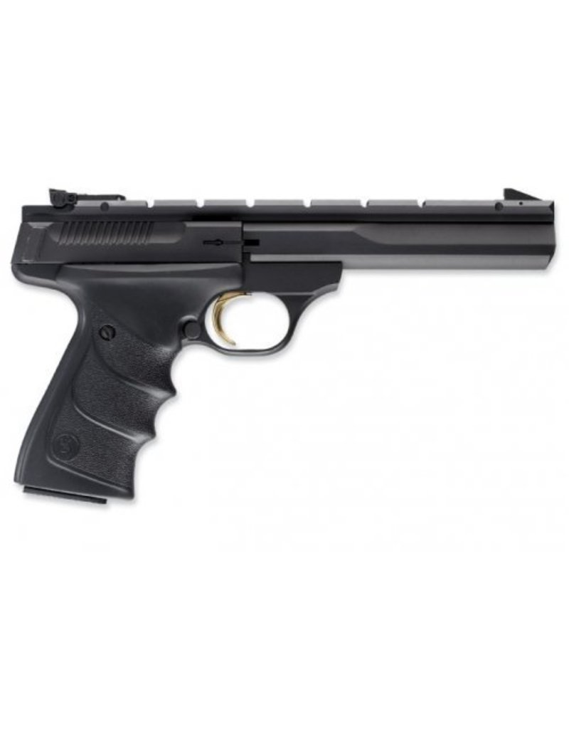 "Browning Buck Mark Contour URX5-1/2 Pistol 051421490, 22 L.R., 5.5"", Molded Composite, Black Finish"