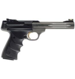 "Browning Buck Mark URX5 Pistol 051461490, 22 L.R., 5.5"", Molded Composite, Ambidex, Light Grey Finish"