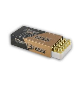 CCI Blazer, Handgun Brass Pistol Ammunition ,5210, 40 S&W, Full Metal Jacket (FMJ), 165 GR, 1050 fps, 50 Rd/bx