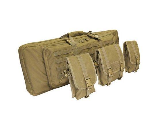 """Condor 36"""" Rifle Case - Tan"""