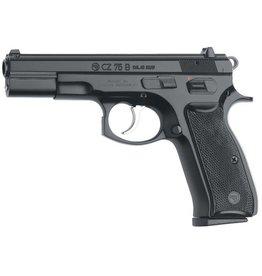 "CZ 75B Semi-Auto Pistol 01120, 40 S&W, 4.7"", Black Frame, Black Slide, 10 Rd"
