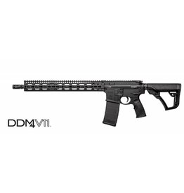 Daniel Defense Daniel Defense M4 Rifle (LEO Only), V11, No Sights, DA-20026, 5.56mm, DD Furniture, Black Finish,
