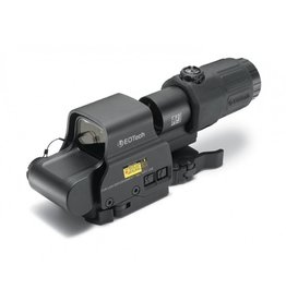 EOTech HHS II, EXPS2-2 (65 MOA Circle with 2 MOA Aiming Dots), G33.FTS 3X Magnifier