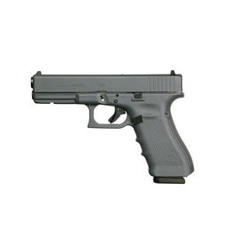 Glock Glock 17 Gen4 FULL GRAY 9MM 17+1 FS 3-17RD MAGS