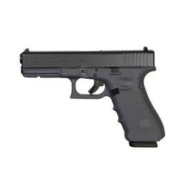 """Glock Glock 17 Gen4 GRAY 9MM 17+1 4.49"""" FS 3-17RD MAGS"""