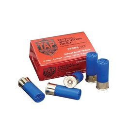 "Hornady TAP Shotgun Shells 86265, 12 Gauge, Reduced Recoil, 2-3/4"", 00 Buck Shot, 10 Rd/bx"