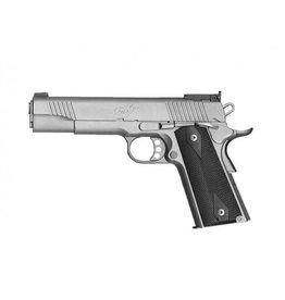 """Kimber Stainless Target II Pistol 3200008, .45 ACP, 5"""" Barrel, Satin Stainless Frame / Slide, 7rd"""