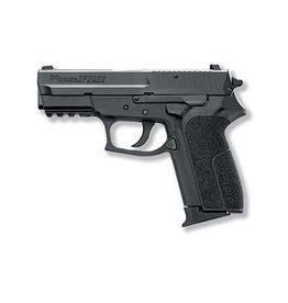 """Sig Sauer Sig Sauer 2022 Pistol SP2022-9-B-CA, 9MM, 3.8"""", Black Frame, Black Slide, Contrast sights, 10Rd"""